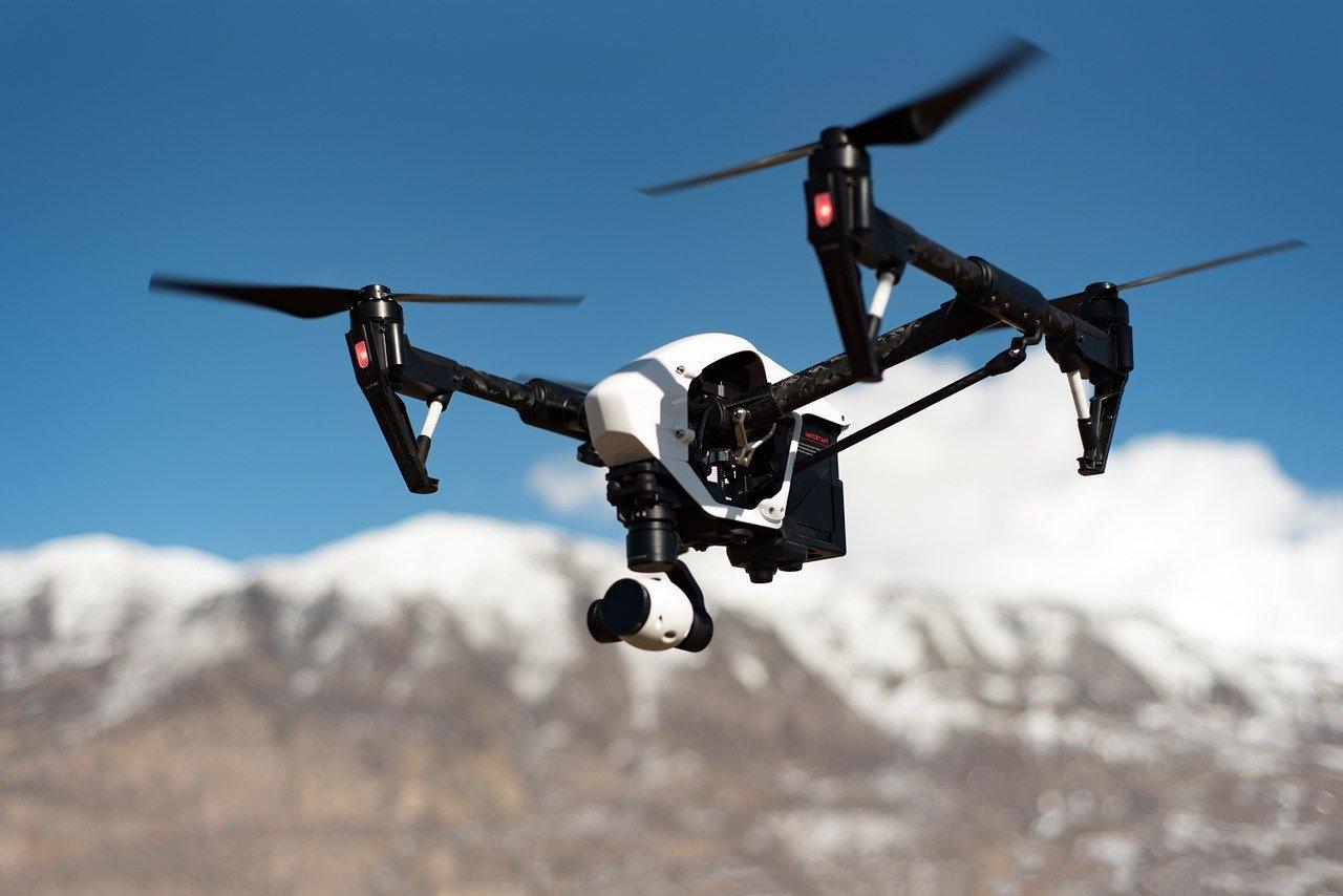 aircraft aerial camera